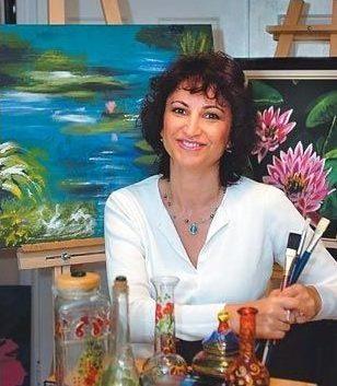 Tanya Freedman, Artist, Teacher,