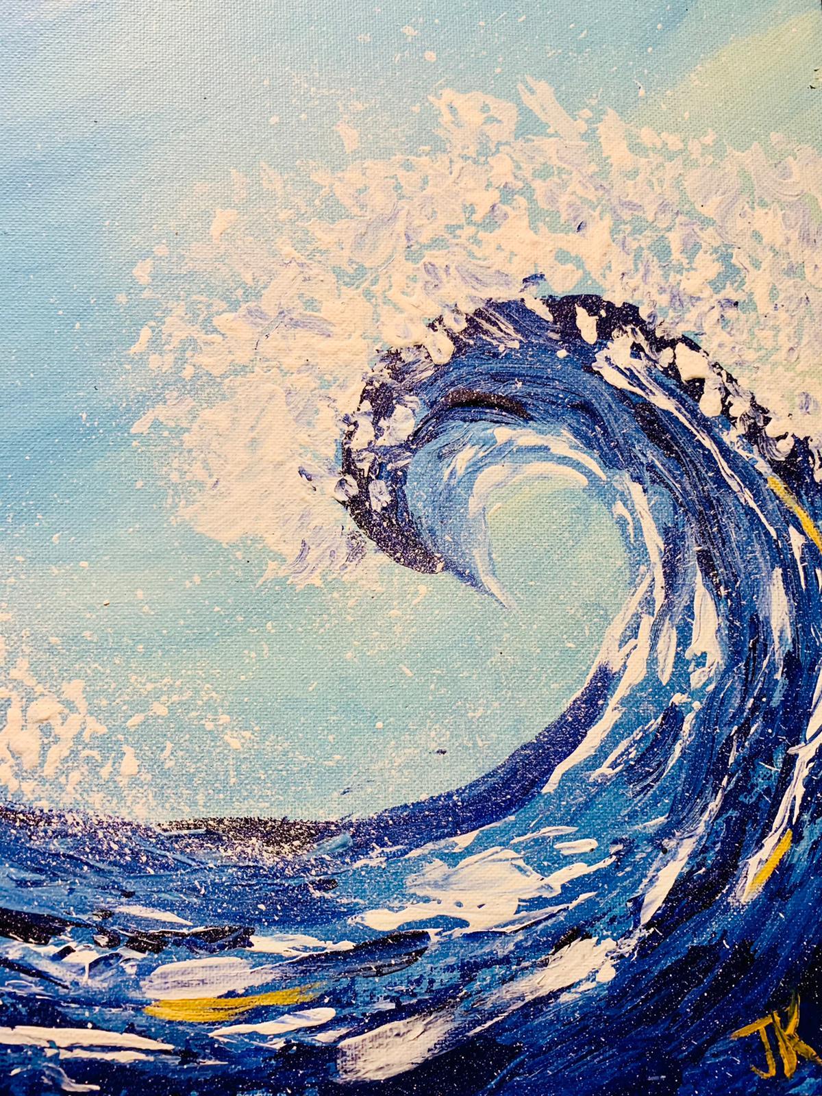 jodi wave acrylics